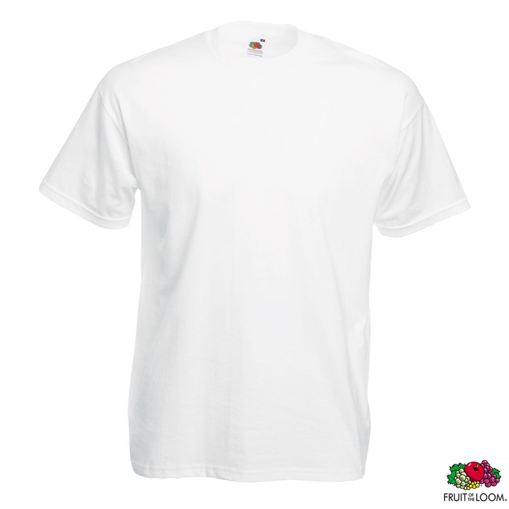 Футболка 'Valueweight T' 2XL (Fruit of the Loom), 160 гр/м2