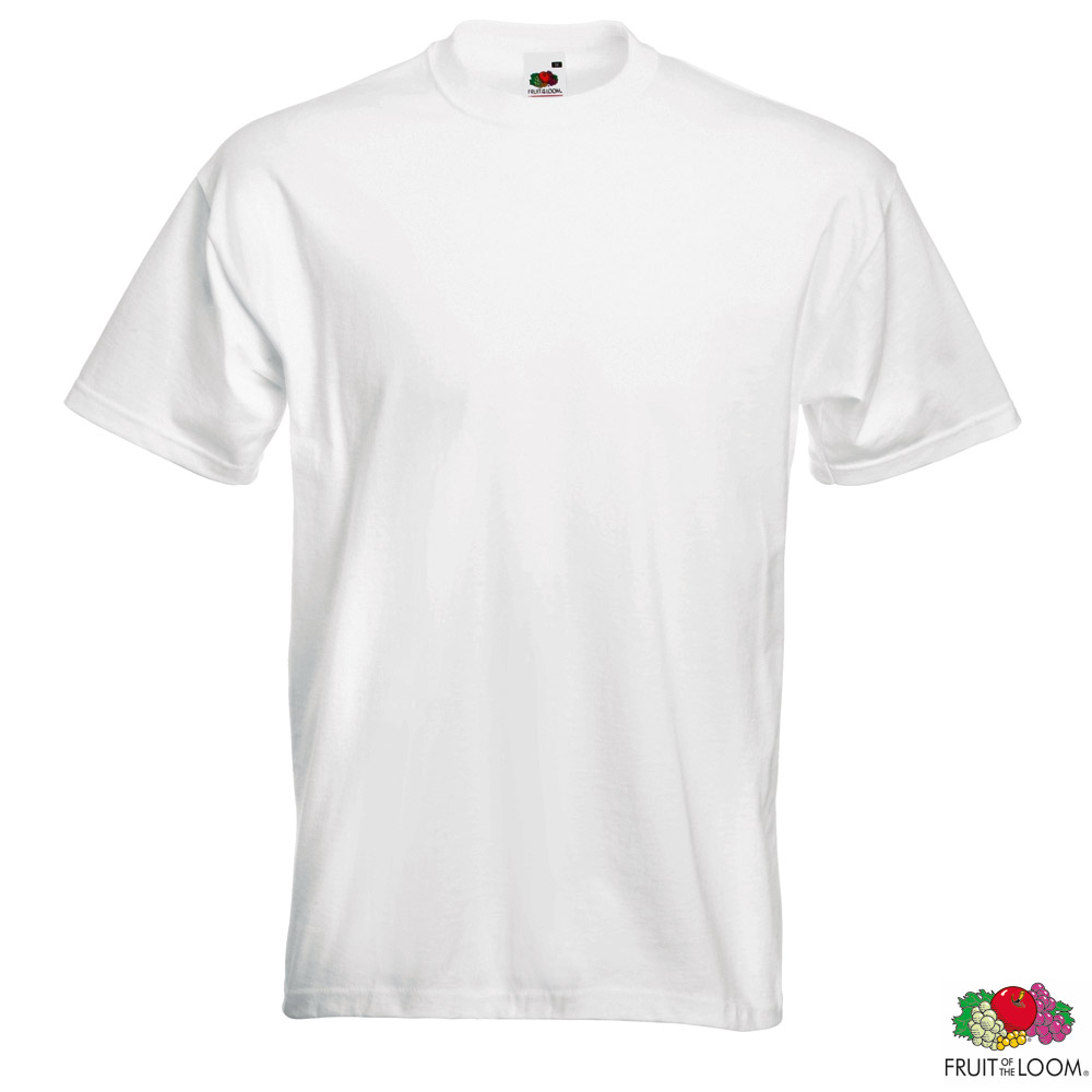 Футболка 'Super Premium Tee' M (Fruit of the Loom), 190 гр/м2