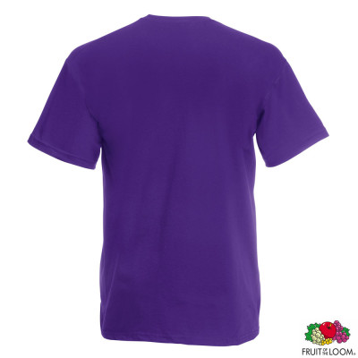 Футболка 'Valueweight T' XL (Fruit of the Loom), 165 гр/м2