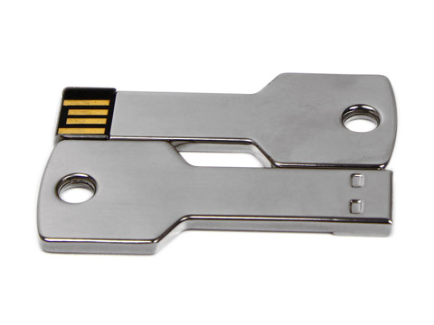 Флешка KEY USB 2.0, 16 Gb