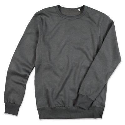 Мужской реглан Stedman Active Sweatshirt Men, арт.5620 SLG, размер M