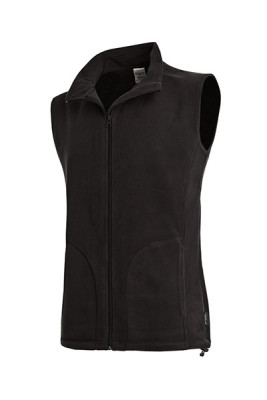 Мужской флисовый жилет Stedman Active Fleece Vest Men, арт.5010 BLO, размер S